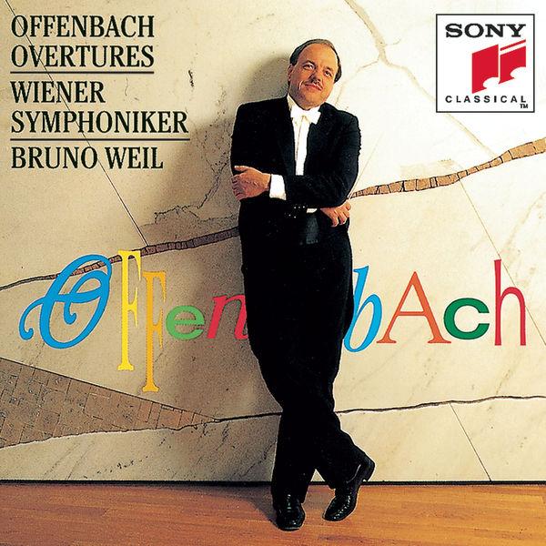 Bruno Weil, Wiener Symphoniker - Offenbach: Overtures