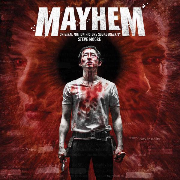 Steve Moore - Mayhem (Original Motion Picture Soundtrack)