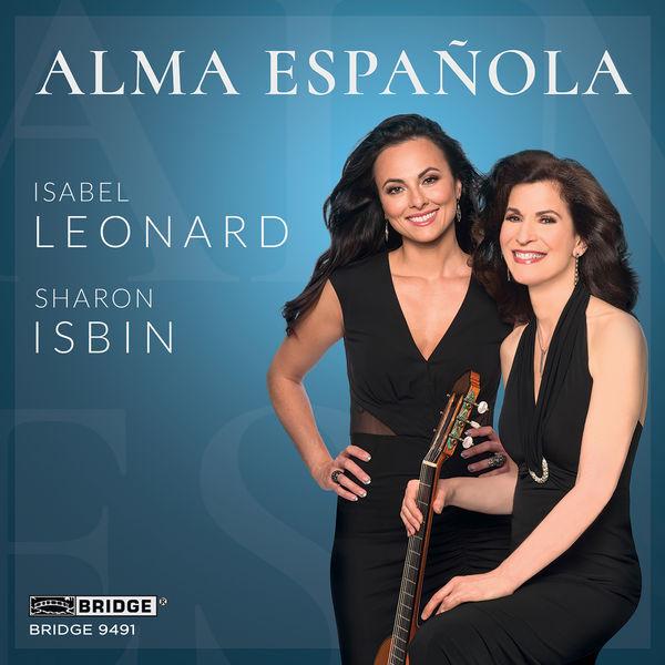 Sharon Isbin - Alma Española