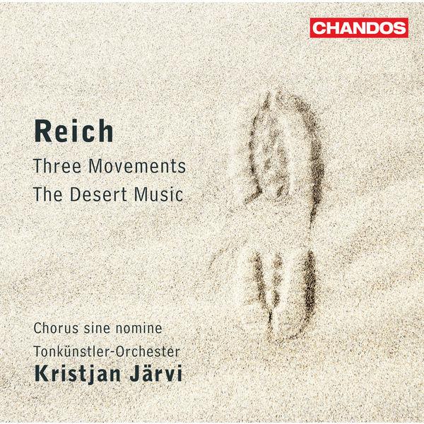Kristjan Järvi - Three Movements - The Desert Music