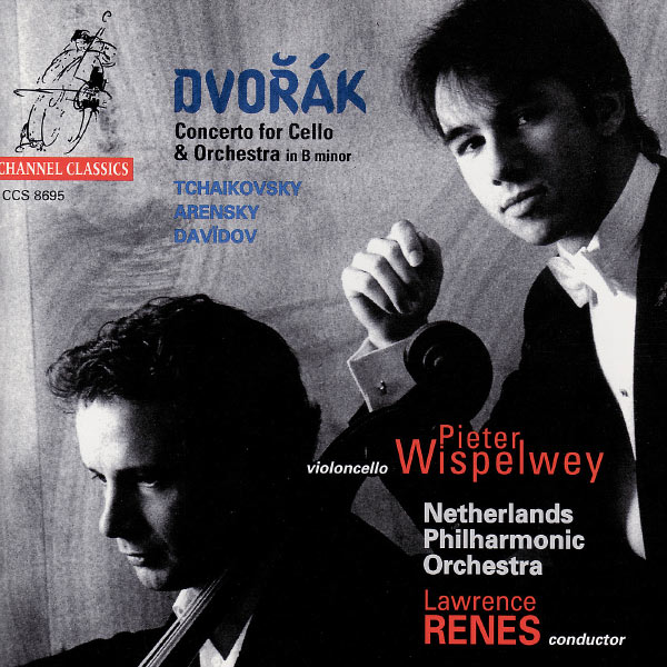 Pieter Wispelwey - Dvorák: Concerto for Cello & Orchestra, etc