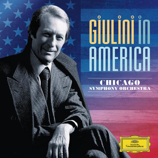 Chicago Symphony Orchestra (CSO) - Giulini in America
