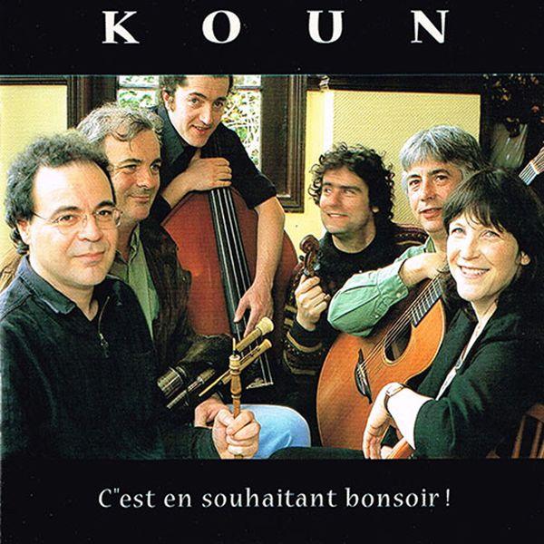 Koun - C'est en souhaitant bonsoir (Breton Music / Celtic Music from Brittany / Keltia Musique - Bretagne)