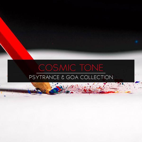 Cosmic Tone - Psytrance & Goa Collection