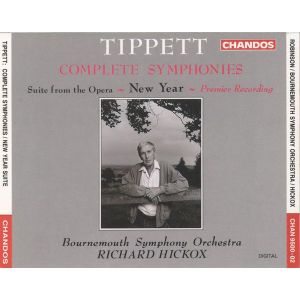 Richard Hickox - Tippett: Complete Symphonies