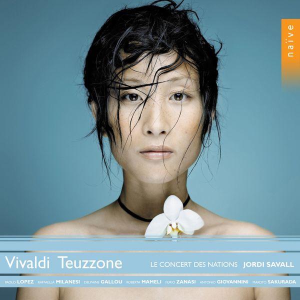 Jordi Savall - Antonio Vivaldi : Teuzzone (Opere teatrale, vol. 16)