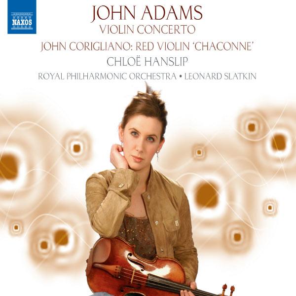 Chloë Hanslip - Concerto pour violon