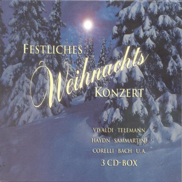 Various Artists - Festliches Weihnachtskonzert