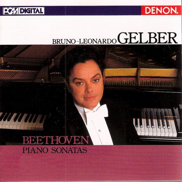 Bruno-Leonardo Gelber - Beethoven: The Sonatas for Piano, Vol. 3