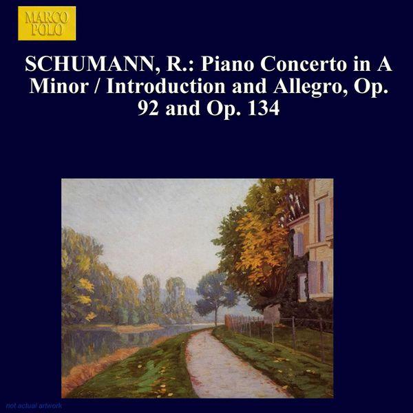 Sequeira Costa - SCHUMANN, R.: Piano Concerto in A Minor / Introduction and Allegro appassionato