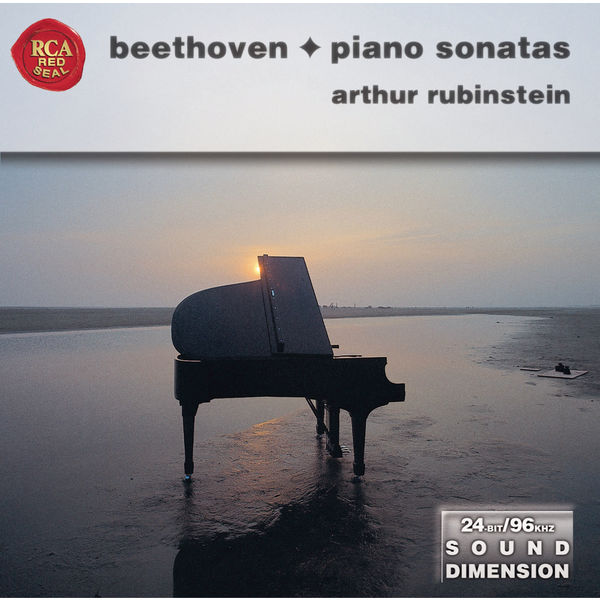 Arthur Rubinstein - Dimension Vol. 6: Beethoven - Piano Sonatas