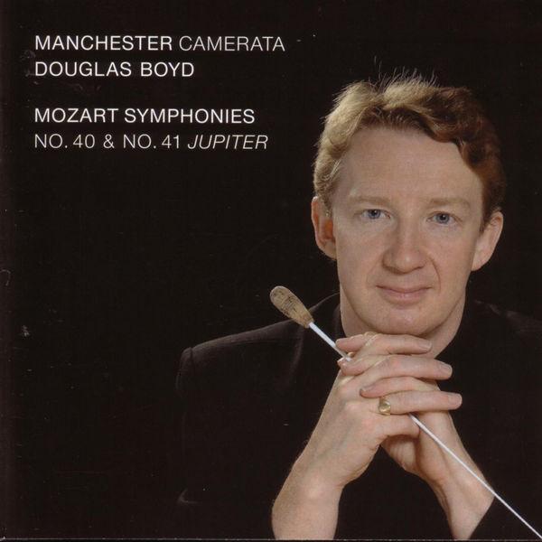 Douglas Boyd - Mozart: Symphonies No. 41 And 42 - Jupiter