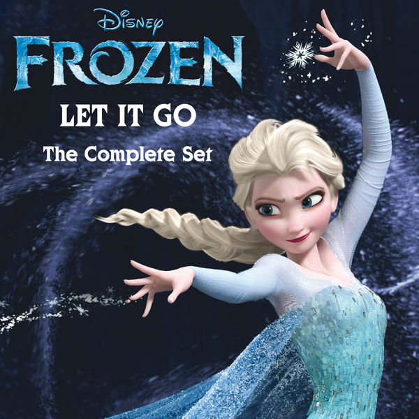 Various Artists - Let It Go The Complete Set