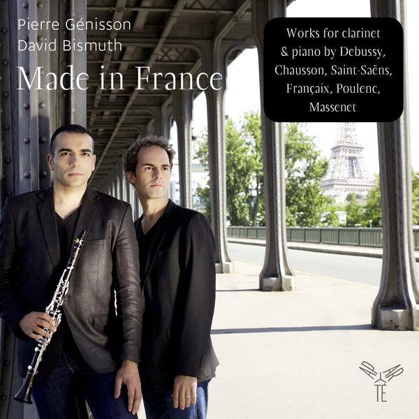 Pierre Génisson - Made in France (Saint-Saëns, Chausson, Debussy, Poulenc, Françaix)
