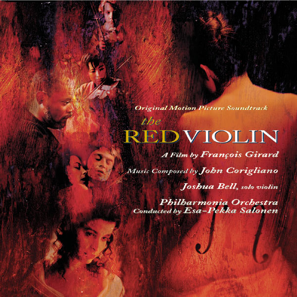 John Corigliano - The Red Violin - Music from the Motion Picture