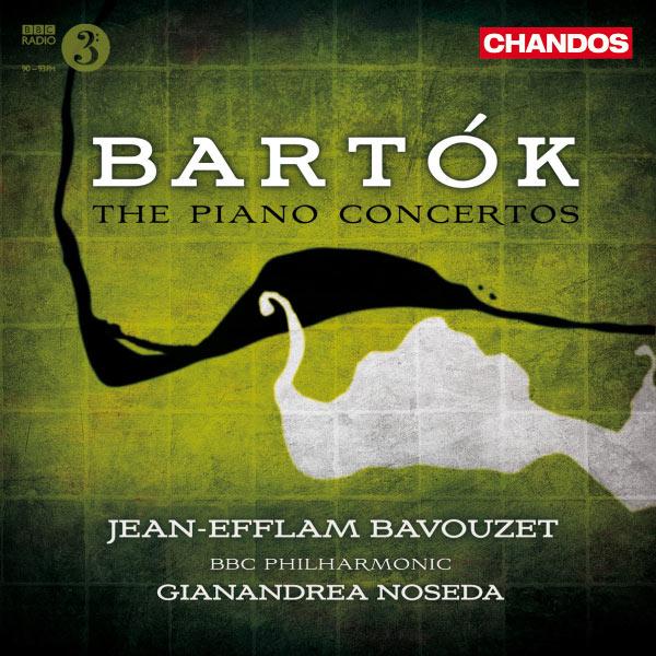 Jean-Efflam Bavouzet - Bartók : Piano Concertos