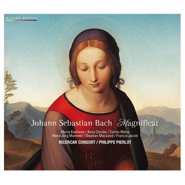 Philippe Pierlot - J. S. Bach : Magnificat