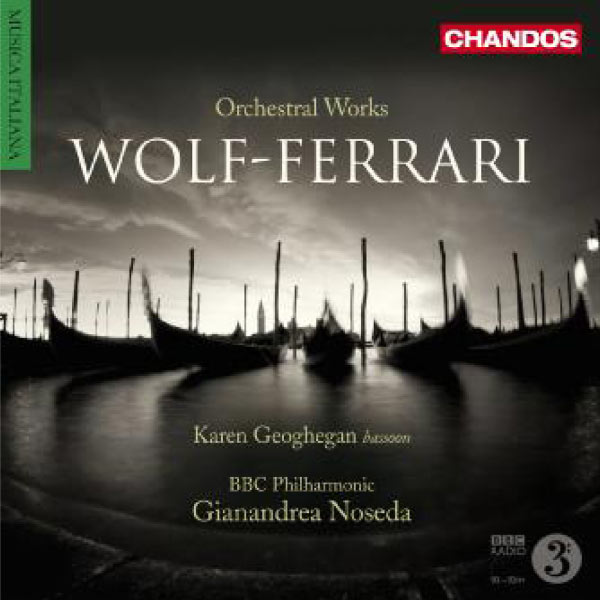 Various Interprets - Œuvres orchestrales