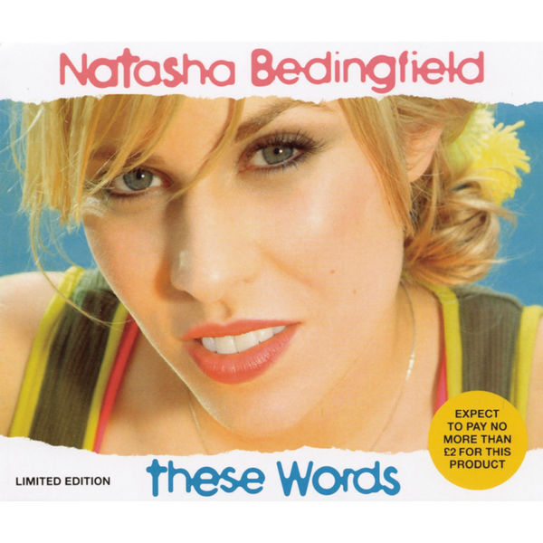 These Words | Natasha Bedingfield to stream in hi-fi, or to download