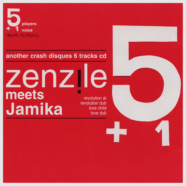 Zenzile - Zenzile Meets Jamika