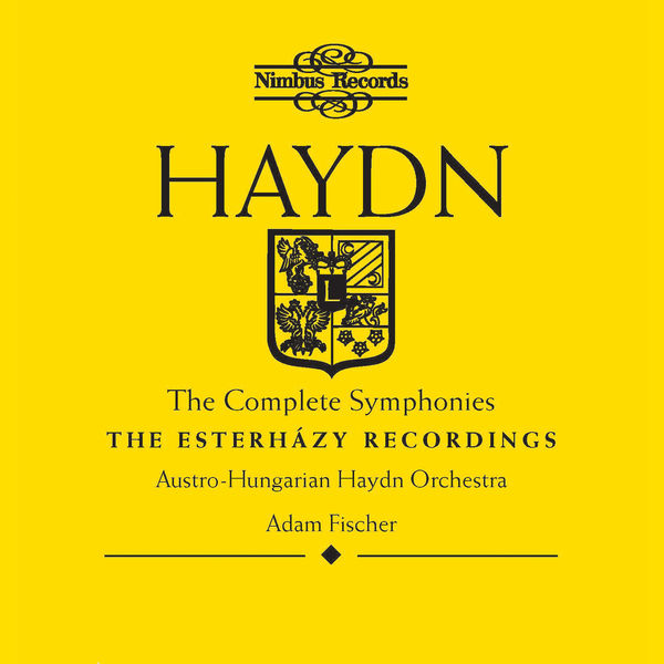 Ádám Fischer - Haydn : The Complete Symphonies