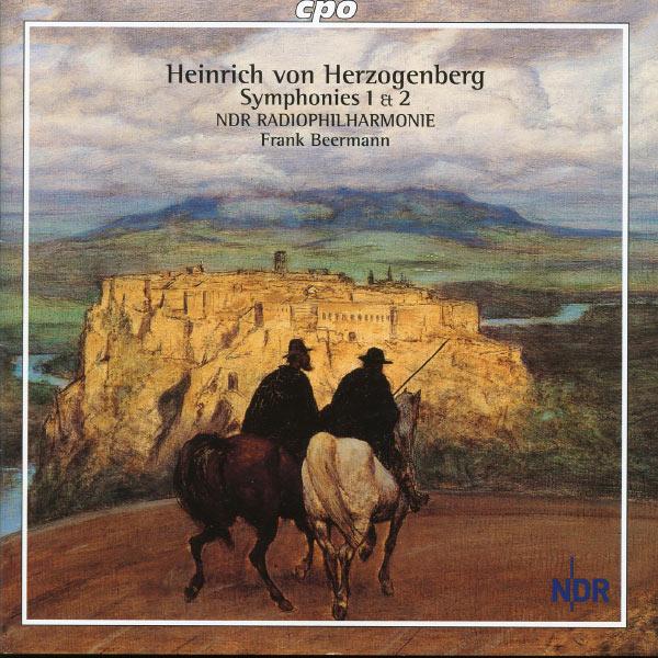 Frank Beermann - Herzogenberg: Symphonies Nos. 1 & 2