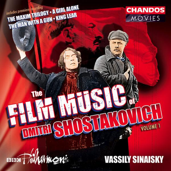 Vassili Sinaiski - Musique de film (volume 1)