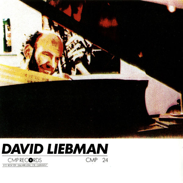 David Liebman - The Loneliness Of a Long Distance Runner