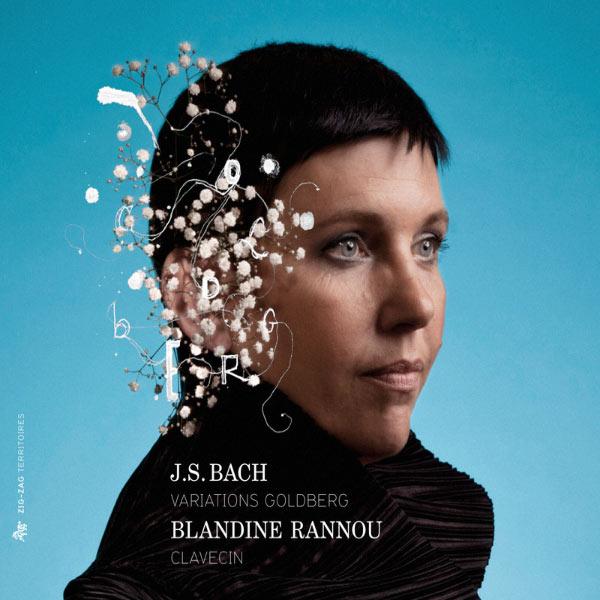 Blandine Rannou - Johann Sebastian Bach : Variations Goldberg