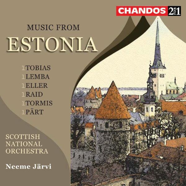 Neeme Järvi - Musique d'Estonie