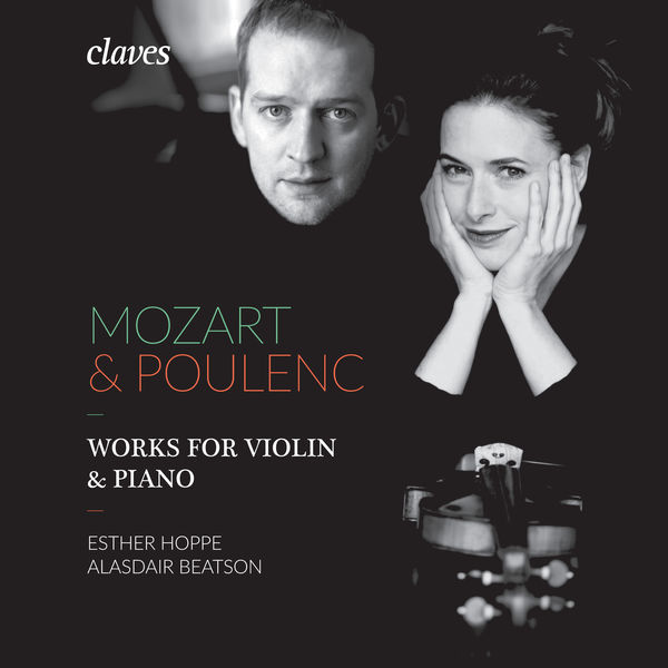 Francis Poulenc - Mozart & Poulenc: Works For Violin & Piano