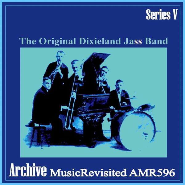 "Original Dixieland ""Jass"" Band - Original Dixieland Jass Band - EP"