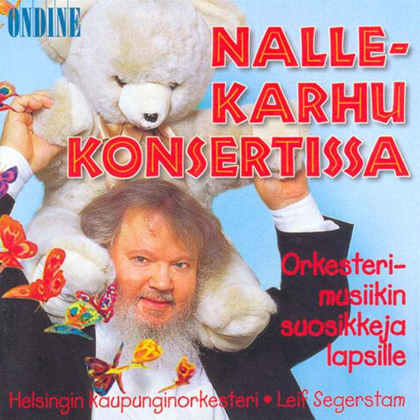 Helsinki Philharmonic Orchestra - Children (Classical Favourites For) - Teddy Bear at the Concert Orkesterimusiikin Suosikkeja Lapsille (Nallekarhu Konsertissa)
