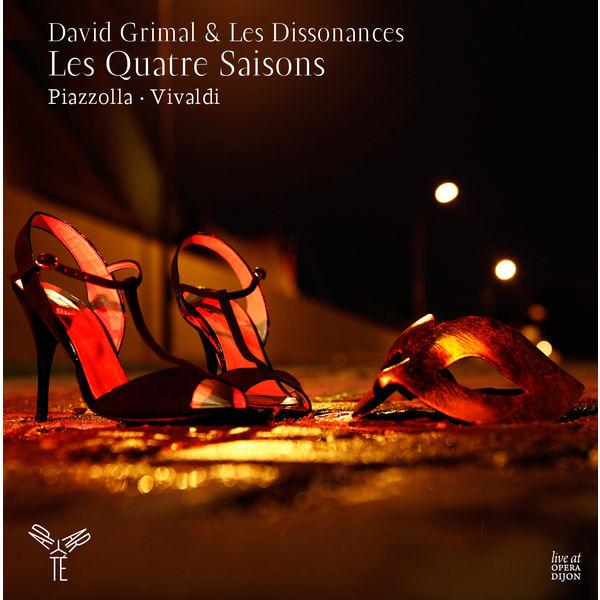 David Grimal - Piazzolla, Vivaldi : Les Quatre Saisons
