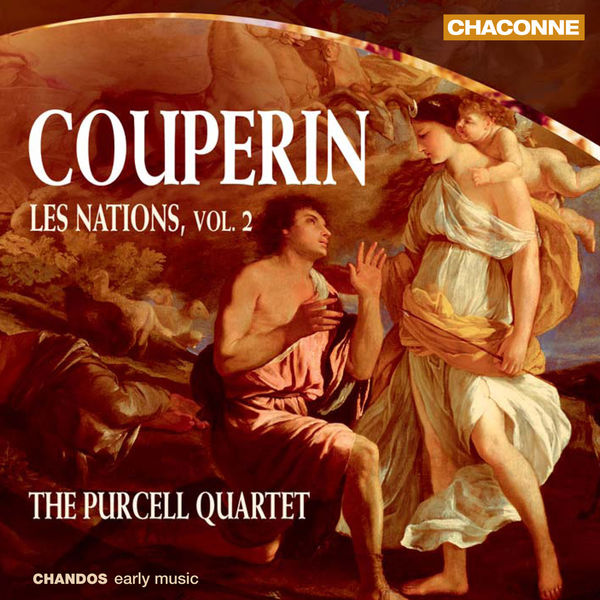 The Purcell Quartet - Les Nations, volume 2