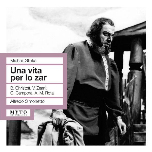 Alfredo Simonetto - Une vie pour le Tsar