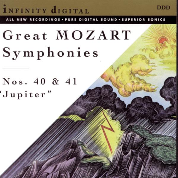 Great Mozart Symphonies: No  40