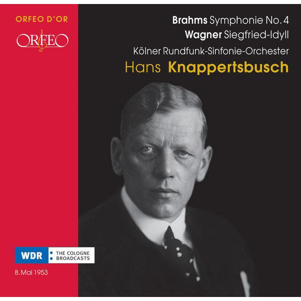WDR Sinfonieorchester Köln - Brahms & Wagner: Works for Orchestra (Live)
