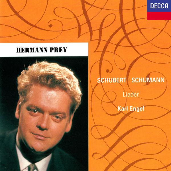 Hermann Prey - Schubert & Schumann: Lieder