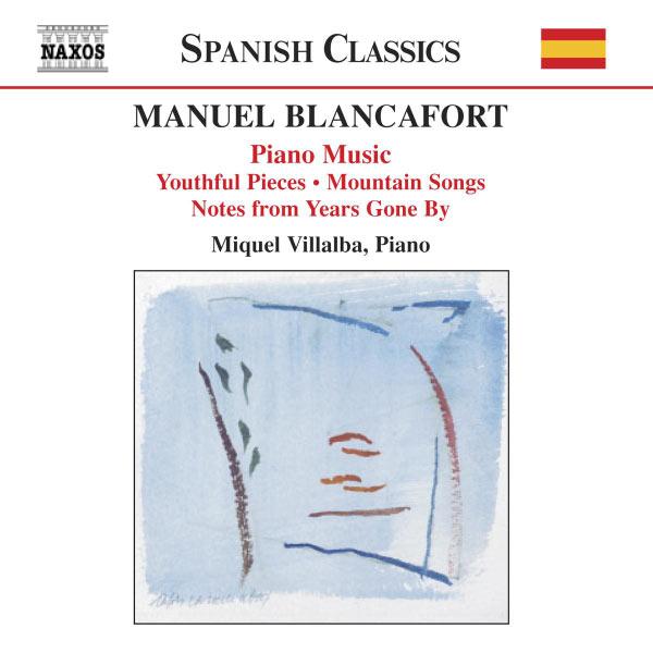 Miquel Villalba - Musique pour piano (Intégrale - Volume 1)