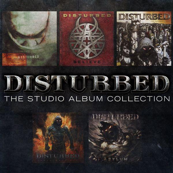 Disturbed - The Studio Album Collection