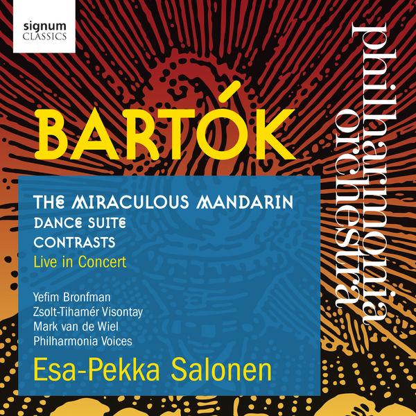 Béla Bartók - Bartók: The Miraculous Mandarin, Dance Suite... (Live)