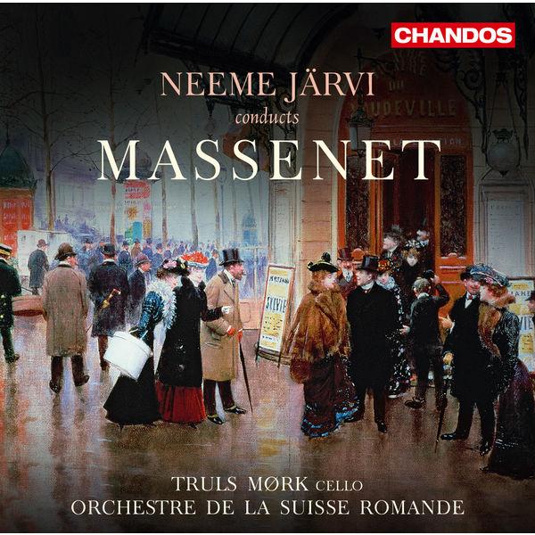 Orchestre De La Suisse Romande - Neeme Järvi Conducts Massenet
