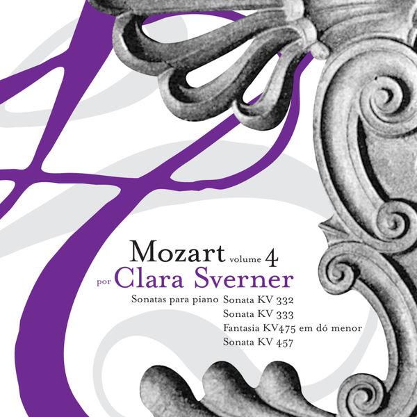 Clara Sverner - Mozart: Piano Sonatas, Vol. 4