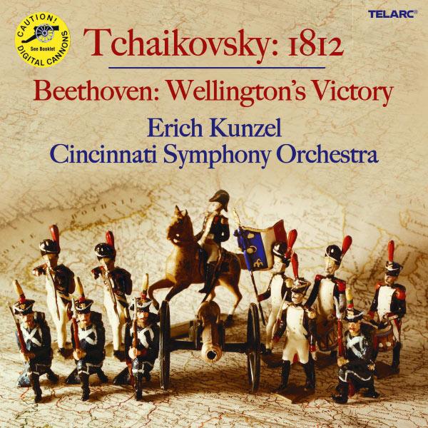 Erich Kunzel - Tchaikovsky - Beethoven - Liszt