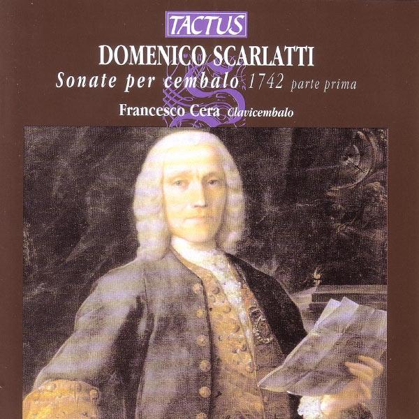 Francesco Cera - Scarlatti: Sonate Per Cembalo