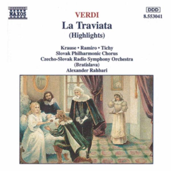 Monika Krause - Traviata (La) (Highlights)