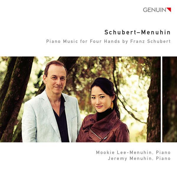 Mookie Lee-Menuhin - Schubert: Works for Piano 4 Hands