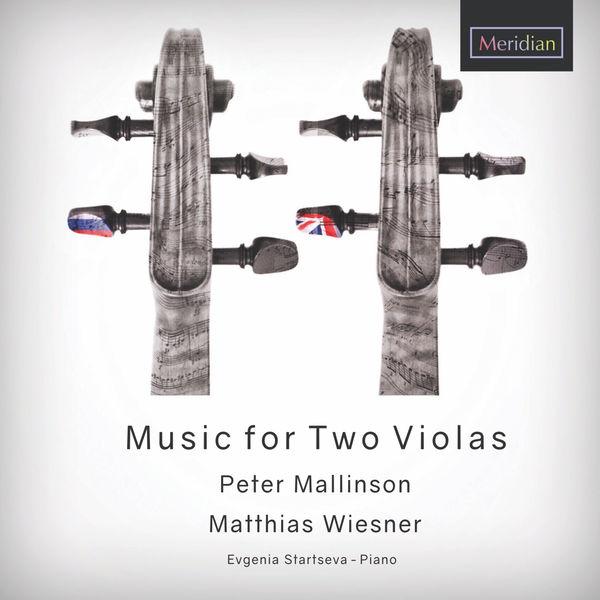 Gordon Jacob - Music for Two Violas