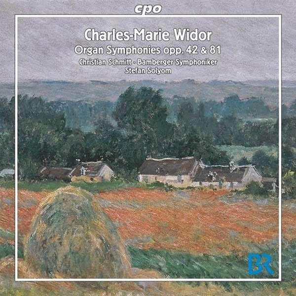 Christian Schmitt|Widor : Organ Symphony, Op. 42 & 81- Sinfonia sacra
